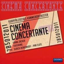 Cinema Concertante, CD