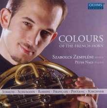 "Musik für Horn & Klavier ""Colours of the French Horn"", CD"