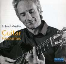 Roland Müller - Guitar Favourites, CD
