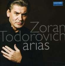 Zoran Todorovich - Arias, CD