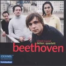 Ludwig van Beethoven (1770-1827): Streichquartett Nr.1, CD