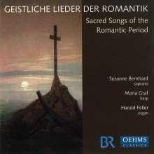 Susanne Bernhard - Geistliche Lieder der Romantik, CD