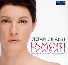 Stefanie Iranyi - Lamenti, CD