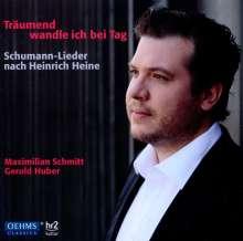 Robert Schumann (1810-1856): Dichterliebe, CD