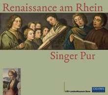 Singer Pur - Renaissance am Rhein, CD