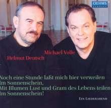 Michael Volle & Helmut Deutsch - Ein Liederabend, CD