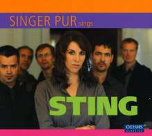 Singer Pur sings Sting, CD