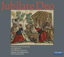 Jubilate Deo - Frühbarocke Festmusik zur Advents- und Weihnachtszeit, CD
