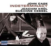John Cage (1912-1992): Indeterminacy, CD