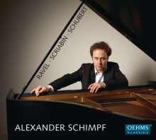 Alexander Schimpf,Klavier, CD