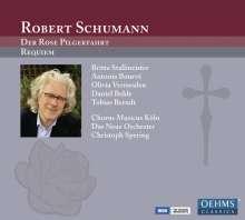 Robert Schumann (1810-1856): Der Rose Pilgerfahrt op.112, 2 CDs