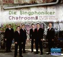 Enjott Schneider (geb. 1950): Chatroom, CD