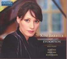Kim Barbier - Evocation, CD