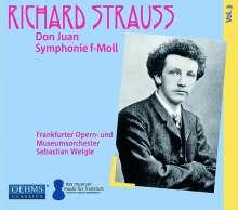 Richard Strauss (1864-1949): Don Juan op.20, CD