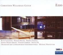 Christoph Willibald Gluck (1714-1787): Ezio (Wiener Fassung 1763/64), 2 CDs