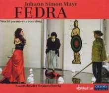 Johann Simon (Giovanni Simone) Mayr (1763-1845): Fedra, 2 CDs