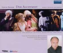 Louis Spohr (1784-1859): Der Alchymist, 3 CDs