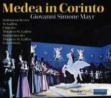 Johann Simon (Giovanni Simone) Mayr (1763-1845): Medea in Corinto, 2 CDs