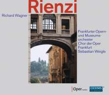 Richard Wagner (1813-1883): Rienzi, 3 CDs