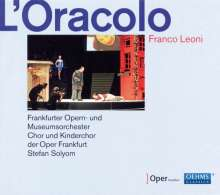 Franco Leoni (1864-1937): L'Oracolo, CD