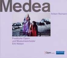 Aribert Reimann (geb. 1936): Medea, 2 CDs