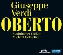 Giuseppe Verdi (1813-1901): Oberto, 2 CDs