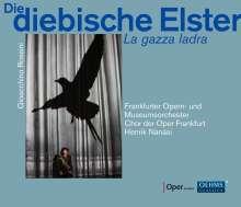 Gioacchino Rossini (1792-1868): La Gazza Ladra (Die diebische Elster), 3 CDs