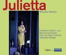 Bohuslav Martinu (1890-1959): Julietta, 2 CDs