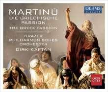 Bohuslav Martinu (1890-1959): Die Griechische Passion, 2 CDs