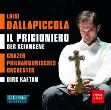 Luigi Dallapiccola (1904-1975): Il Prigioniero, CD