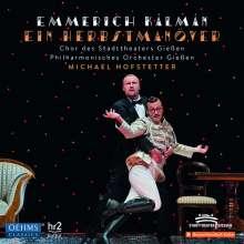 Emmerich Kalman (1882-1953): Ein Herbstmanöver, CD