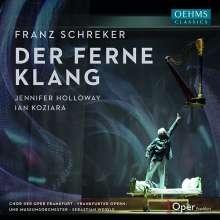 Franz Schreker (1878-1934): Der Ferne Klang, 3 CDs