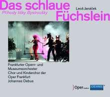Leos Janacek (1854-1928): Das schlaue Füchslein, 2 CDs