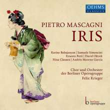 Pietro Mascagni (1863-1945): Iris, 2 CDs
