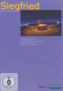 Richard Wagner (1813-1883): Siegfried, 2 DVDs