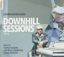 Ludwig Seuss: Downhill Sessions Part II, CD