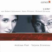 Andreas Post singt Lieder, CD
