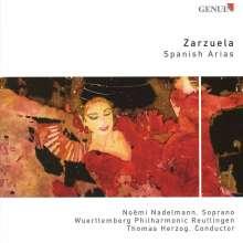 Noemi Nadelmann - Zarzuela, CD
