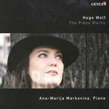 Hugo Wolf (1860-1903): Klavierwerke, CD