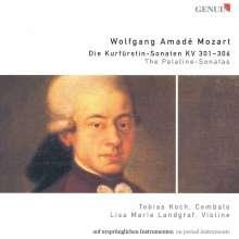 Wolfgang Amadeus Mozart (1756-1791): Sonaten für Violine & Klavier, 2 CDs