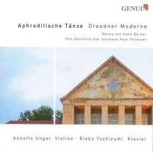 Annette Unger - Aphroditische Tänze, CD