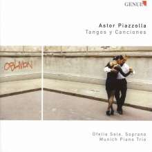 Astor Piazzolla (1921-1992): The 4 Seasons für Klaviertrio, CD