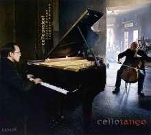 Cello Project - Cello Tango, CD