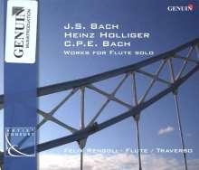 Felix Renggli, Flöte, CD