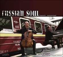 Cello Project - Russian Soul, CD