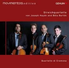 Joseph Haydn (1732-1809): Streichquartette Nr.57 & 81, CD