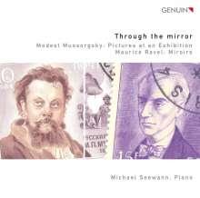 Michael Seewann - Through the mirror, CD