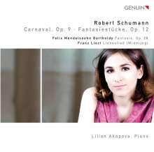 Lilian Akopova,Klavier, CD