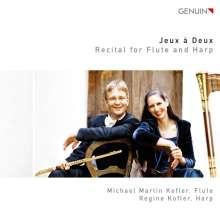 "Recital für Flöte & Harfe ""Jeux a Deux"", CD"