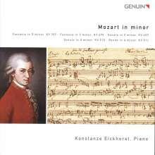 Wolfgang Amadeus Mozart (1756-1791): Klaviersonaten Nr.8 & 14, CD